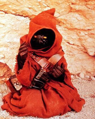JAWA, STAR WARS: EPISODE IV - A NEW HOPE, 1977