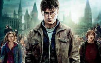 """La locandina del film """"Harry Potter e i doni della morte - Parte 2"""""""