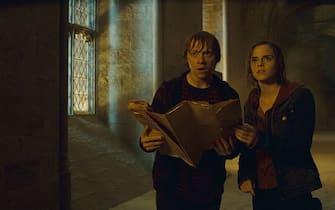 """Una scena del film """"Harry Potter e i doni della morte - Parte 2"""""""