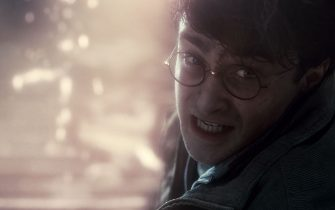 """DANIEL RADCLIFFE as Harry Potter in Warner Bros. Pictures' fantasy adventure """"HARRY POTTER AND THE DEATHLY HALLOWS – PART 2,"""" a Warner Bros. Pictures release."""