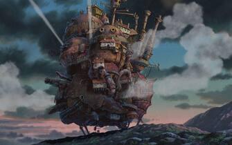 Howl?s Moving Castle (Hauru no Ugoku Shiro)