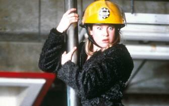 """387541 05:  Actress Renee Zellweger as Bridget Jones acts in a scene in Sharon Maguire's """"Bridget Jones's Diary.""""  (Photo by Alex Bailey/Miramax Films)"""