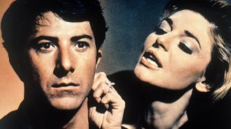DIE REIFEPRÃ FUNG / The Graduate USA 1967 / Mike Nichols DUSTIN HOFFMAN als Benjamin, ANNE BANCROFT als Mrs. Robinson Regie: Mike Nichols aka. The Graduate