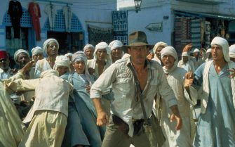 HARRISON FORD as Indiana Jones  in Raiders Of The Lost Ark Filmstill - Editorial Use Only Ref: FB sales@capitalpictures.com www.capitalpictures.com Supplied by Capital Pictures