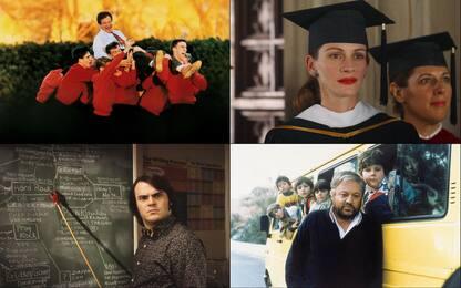 Coraggiosi e anticonformisti: gli insegnanti più famosi del cinema
