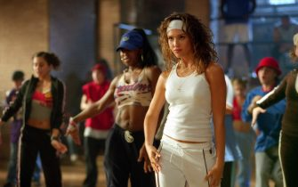 Dancer and choreographer Honey Daniels    (JESSICA ALBA) just needs that one lucky break to launch her career in Honey.Ref: FBSupplied by Capital Pictures*Film Still - Editorial Use Only*Tel: +44 (0)20 2533 1122www.capitalpictures.comsales@capitalpictures.comf/sd016