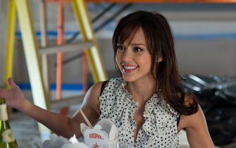 JESSICA ALBA is pharmaceutical rep Andi in the third installment of the blockbuster series, Little Fockers.  In the comedy, she joins the returning all-star cast for an all-new chapter of the worldwide hit franchise.