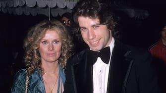 John Travolta and Diana Hyland sighting in LA (Photo by Tom Wargacki/WireImage)
