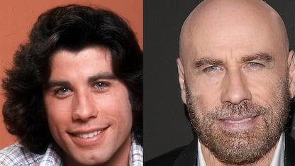 John Travolta, come è cambiata la star di Grease e Pulp Fiction. FOTO