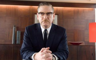Kenneth Branagh stars as Dormandy in THE BOAT THAT ROCKED.
