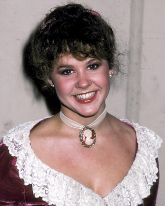 Linda Blair (Photo by Ron Galella/Ron Galella Collection via Getty Images)