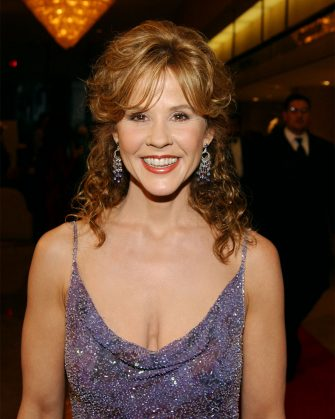 BEVERLY HILLS, CA - MARCH 15:  Actress Linda Blair attends the 17th Annual Genesis Awards at the Beverly Hilton Hotel on March 15, 2003 in Beverly Hills, California.  (Photo by Vince Bucci/Getty Images)