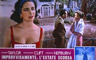 Liz Taylor, film