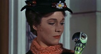JULIE ANDREWS in Mary Poppins Filmstill - Editorial Use Only Ref: FB sales@capitalpictures.com www.capitalpictures.com Supplied by Capital Pictures