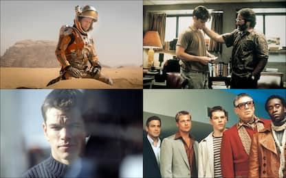 Matt Damon compie 50 anni: i suoi migliori film. FOTO