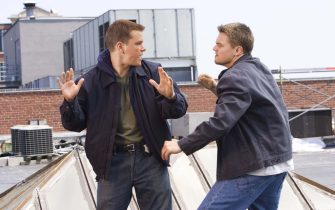 Matt Damon-Leonardo DiCaprio