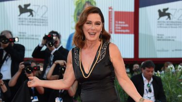 VENICE, ITALY - SEPTEMBER 06:  Monica Guerritore attends the Kineo Awards ceremony during the 72nd Venice Film Festival at  on September 6, 2015 in Venice, Italy.  (Photo by Venturelli/WireImage)