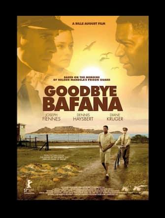 La Locandina del film Il colore della libertà - Goodbye Bafana