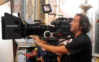 """Un fermo immagine tratto dal nuovo film di Gabriele Sorrentino """"La grande bellezza""""  atteso oggi al Festival del cinema di Cannes. 21 maggio 2013. ANSA/ UFFICIO STAMPA"""