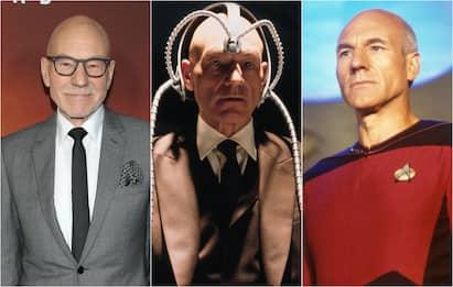Patrick Stewart, il Jean-Luc Picard di Star Trek compie 80 anni. FOTO