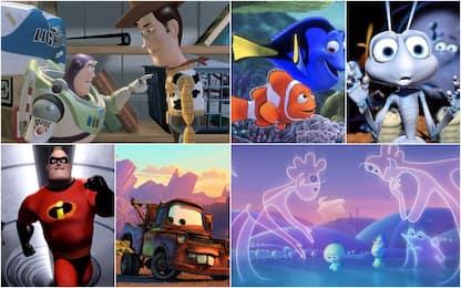 Buon compleanno Pixar: tutti i film della casa d'animazione