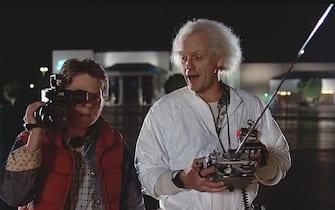 Ritorno al Futuro, le immagini del film