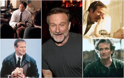 70 anni fa nasceva Robin Williams: le frasi più celebri dei suoi film