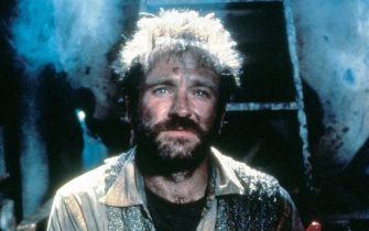 Robin Williams nel film La leggenda del re pescatore