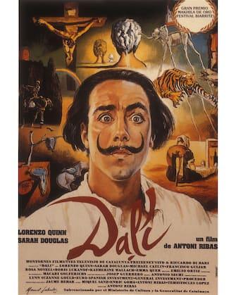 Dali Year 1991 Director Antoni Ribas Movie poster