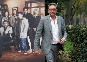 ROME, ITALY - NOVEMBER 20:  Actor Sergio Castellitto attends a photocall for 'In Treatment Season 2' at Villa Borghese on November 20, 2015 in Rome, Italy.  (Photo by Elisabetta A. Villa/Getty Images)