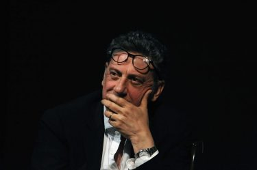 LUCCA, ITALY - APRIL 08:  Director and Actor Sergio Castellitto attends a discussion of cinema at the Lucca Film Festival on April 8, 2017 in Lucca, Italy.  (Photo by Laura Lezza/Getty Images)