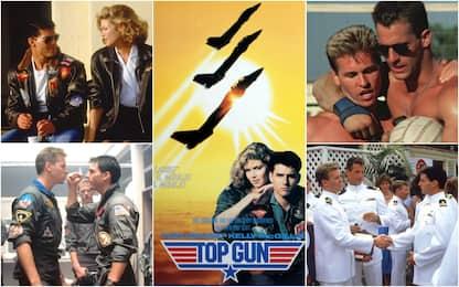 Top Gun, le 10 curiosità sul film con Tom Cruise uscito 35 anni fa