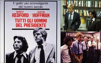 """""""Tutti gli uomini del presidente"""", le curiosità sul film cult"""