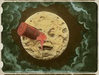 """""""Viaggio nella Luna"""",  alla scoperta del primo di film di fantascienza"""