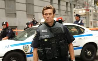 Willem Dafoe stars as Captain John Darius in INSIDE MAN, a tense hostage drama from Director Spike Lee.