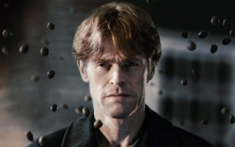 """Willem Dafoe as """"He"""" in """"Antichrist."""" (2009) Photo by: IFC Films"""