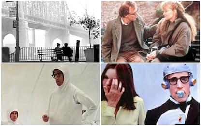 Woody Allen compie 85 anni: tutti i suoi film in 25 foto
