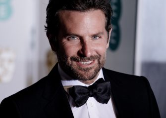 LONDON, ENGLAND - FEBRUARY 10:  Bradley Cooper attends the EE British Academy Film Awards at Royal Albert Hall on February 10, 2019 in London, England. (Photo by Gareth Cattermole/Getty Images)