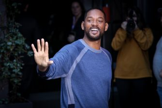 MADRID, SPAIN - JANUARY 08: Us actors Martin Will Smith attends 'Bad Boys For Life' photocall at Villa Magna hotel on January 08, 2020 in Madrid, Spain. (Photo by Pablo Cuadra/WireImage)