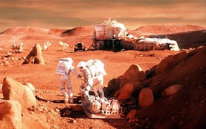 Tutti i film che ci raccontano come sarà andare su Marte. FOTO