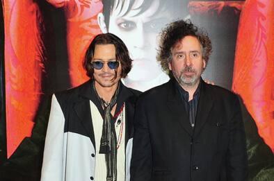 Tim Burton e Johnny Depp: storia di un amore cinematografico