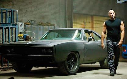 Le migliori auto della saga di Fast and Furious