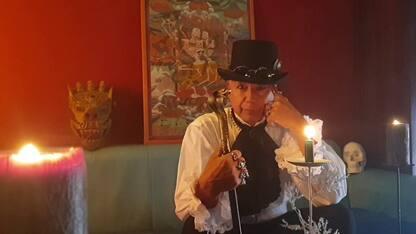 Mister Paura presenta The Lodge
