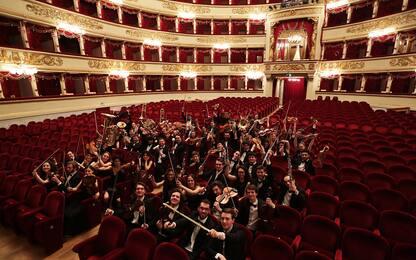 Concerti al tramonto, all'Idroscalo l'Accademia del Teatro alla Scala