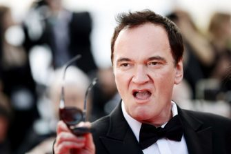 "CANNES, FRANCE - MAY 25: Quentin Tarantino attends the closing ceremony screening of ""The Specials"" during the 72nd annual Cannes Film Festival on May 25, 2019 in Cannes, France. (Photo by Vittorio Zunino Celotto/Getty Images)"