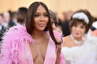 NEW YORK, NEW YORK - MAY 06: Naomi Campbell attends The 2019 Met Gala Celebrating Camp: Notes on Fashion at Metropolitan Museum of Art on May 06, 2019 in New York City. (Photo by Theo Wargo/WireImage)
