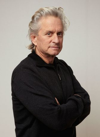TORONTO, ON - SEPTEMBER 12:  Actor Michael Douglas from the film 'Solitary Man' poses for a portrait during the 2009 Toronto International Film Festival at The Sutton Place Hotel on September 12, 2009 in Toronto, Canada.  (Photo by Matt Carr/Getty Images)