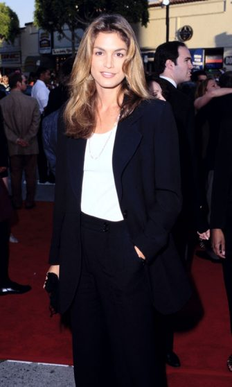 Cindy Crawford (Photo by SGranitz/WireImage)