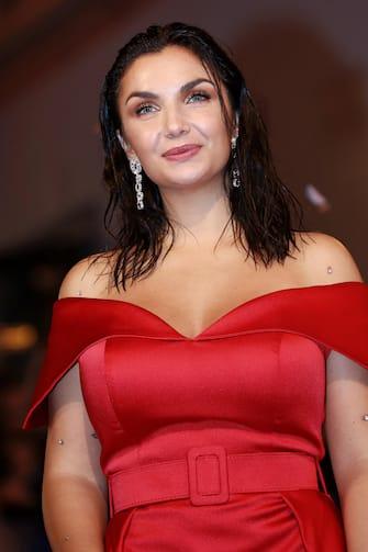 Sanremo 2020: red carpet