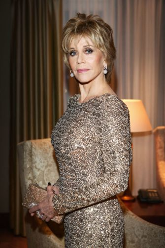BERLIN, GERMANY - FEBRUARY 07:  Jane Fonda attends L'Oreal At The 63rd Berlinale International Film Festival on February 7, 2013 in Berlin, Germany.  (Photo by Vittorio Zunino Celotto/Getty Images)
